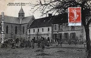 Plombier Le Mesnil Saint Denis : photos et cartes postales anciennes de le mesnil saint ~ Premium-room.com Idées de Décoration