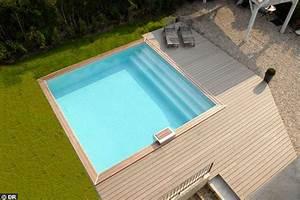 construire piscine enterree de petite taille With piscine de petite taille