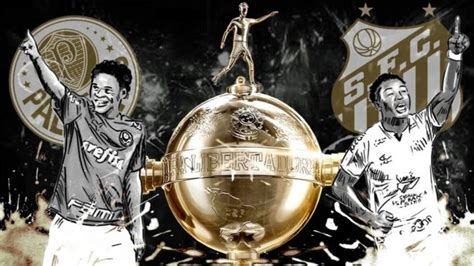 Final Copa Libertadores: Palmeiras vs Santos: Hora y cómo ...
