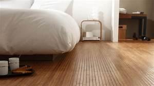 Revêtement De Sol Intérieur : 10 rev tements de sol en bambou ~ Premium-room.com Idées de Décoration