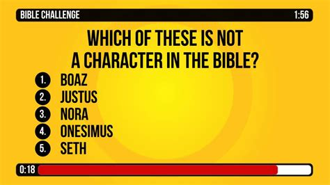 general bible trivia countdown 536   maxresdefault