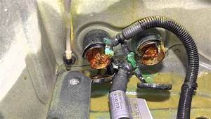 Bmw E93 320i Convertible Water Leak Kills Battery Cables