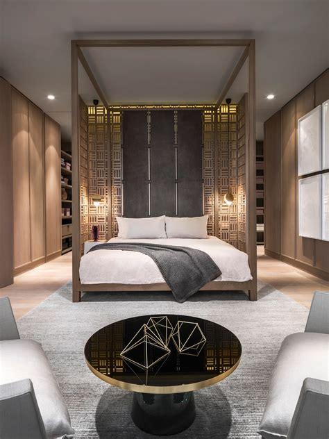 yabu pushelberg amazing master bedroom  interior
