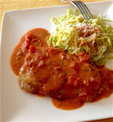 cuisiner escalope de veau escalope de veau sauce tomates au gorgonzola recette
