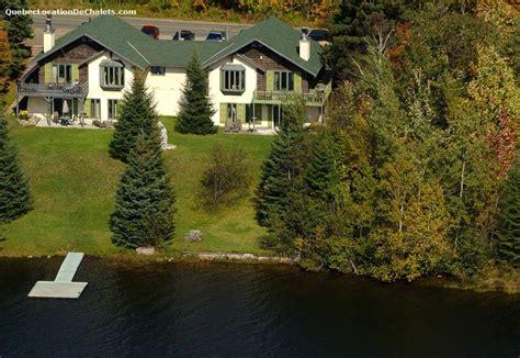cottage rental qu 233 bec laurentides val david chalets chanteclair 1 bedroom chalet id 2727