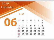 June 2018 Calendar Download June Calendar, June 2018
