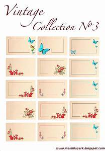 Free printable vintage tags and labels - Collection No 3 ...