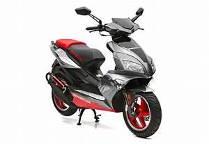 Motorroller 50 Ccm : motorroller nova motors gt3 1 0 50 ccm 45 km h rot ~ Kayakingforconservation.com Haus und Dekorationen