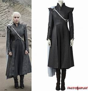 Dragon Size Chart Game Of Thrones Game Of Thrones 7 Daenerys Targaryen Cosplay Costume With