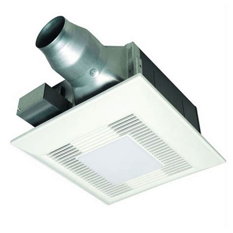whisper fit ez low profile bathroom exhaust fans with
