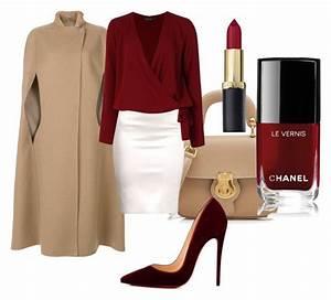 Tenue A La Mode : in red working girl style pinterest mode tendance ~ Melissatoandfro.com Idées de Décoration