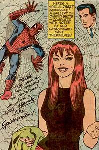 Comic Book Artwork • SPIDER-MAN AND MARY JANE WATSON