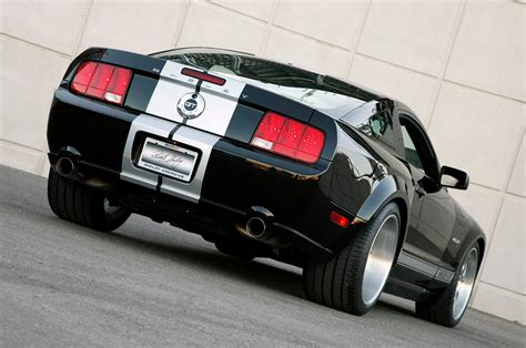 shelby american announces  wide body kits