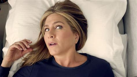 aniston shower aniston in hilarious new caign