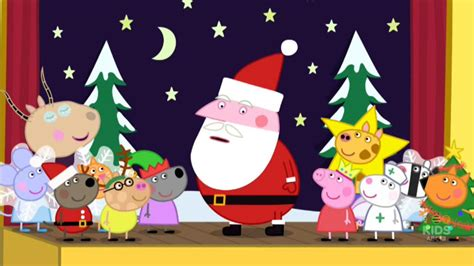 collection peppa pig christmas tree pictures