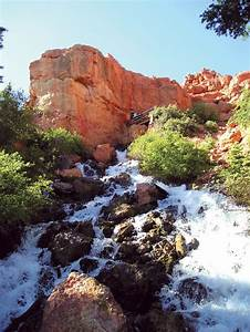 geosights cascade falls county utah utah