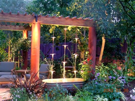 garden decorating to reflect your style personality