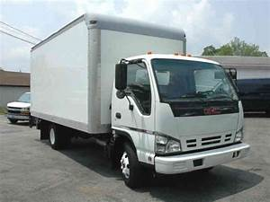 Gmc W4500  Isuzu Npr  Box