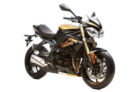lamborghini custom gold 3 new triumph street triple limited edition motorcycles