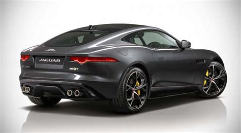 Jaguar F-type To Get Six-speed Manual Transmission And All