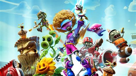 neighborville zombies battle plants vs today launches access early plant shooter usgamer