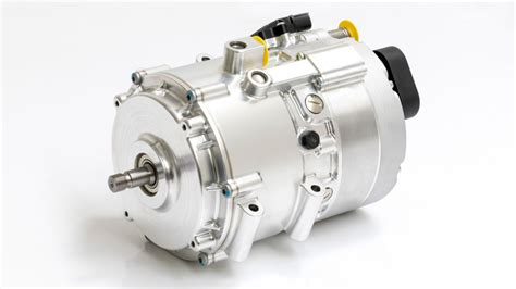 Electric Motor System by Continental Builds Something Greater From Quot Mild Quot 48 Volt
