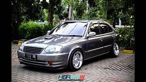 Modifikasi Hyundai Avega Menggunakan Hsr Wheel