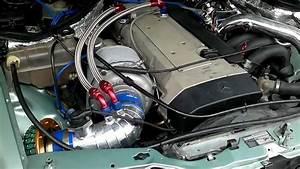 W124 E320 Turbo Charge On Idle2