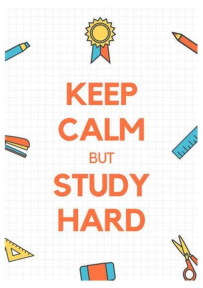 College Poster Education Calm Keep Educational Canva