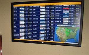 Digitales Info Display Seat : hyatt place pensacola airport installs flyteboard to give ~ Kayakingforconservation.com Haus und Dekorationen