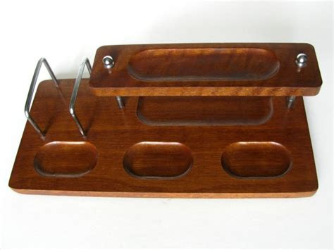 Mens Dresser Valet by Mens Valet Dresser Organizer Wood Tray Mcm
