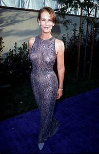 "Jamie Lee Curtis, ""the body."" Hollywood horror queen ..."