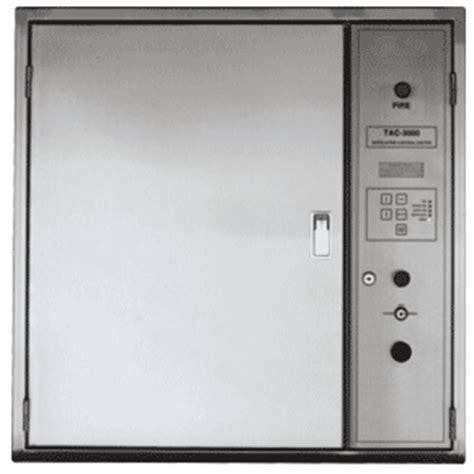 TAC 3000 Control Panel