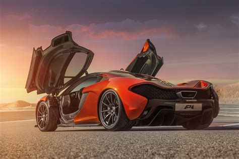 mclaren p high res images released forcegtcom
