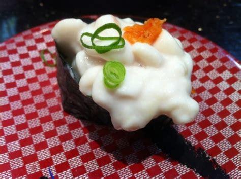 cuisine sperme le sushi au sperme de morue le site du japon