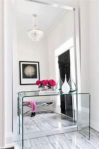 Miroir à Poser : miroir poser au sol id es de d coration int rieure french decor ~ Teatrodelosmanantiales.com Idées de Décoration