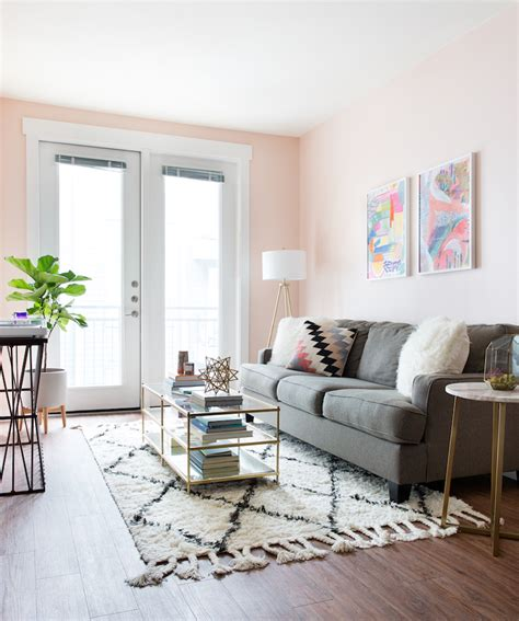 Are Blush And Gray The New Neutrals?  Camille Styles