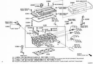 Toyota Solara Engine Cylinder Head Gasket  Gasket