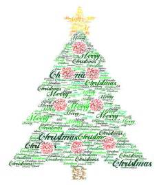 typographic christmas tree by daigonna on deviantart