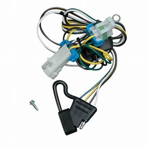 Trailer Wiring Harness Kit For 98