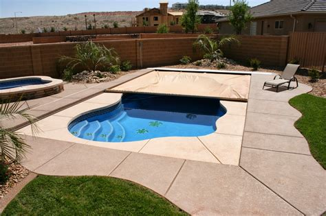 Safety Swimming Pool Covers For Automatic And