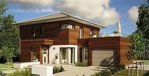 Stadtvilla Mit Garage : stadtvilla modern haus evolution 143 v12 bien zenker ~ Lizthompson.info Haus und Dekorationen