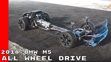 bmw  xdrive  wheel drive system awd youtube