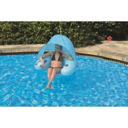 """Pool Central 40.5 """" Inflatable 1 Person Swimming Pool"""