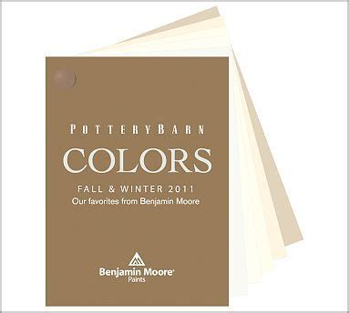pottery barn paint colors 2011 for the home
