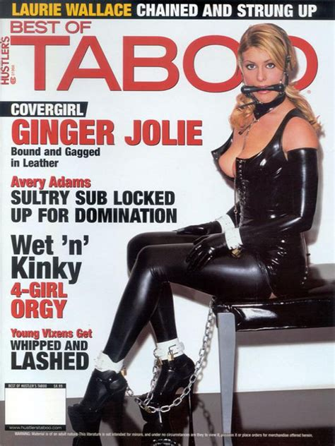 Hustlers Taboo December 2004 Magazines Archive