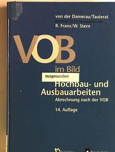 Abrechnung Vob : vob im bild abrechnung von von der zvab ~ Themetempest.com Abrechnung