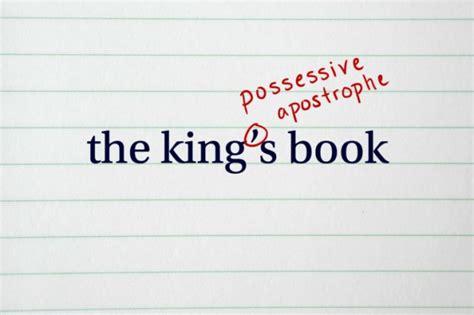 possessives nouns izuchaem inostrannye yazyki