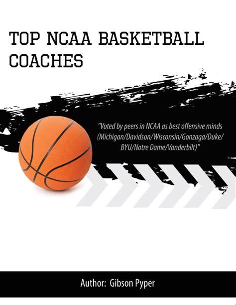 playbook basketball coaches ncaa coach