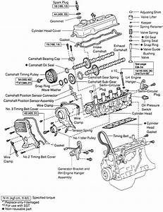 Chevy Engine Head Diagram